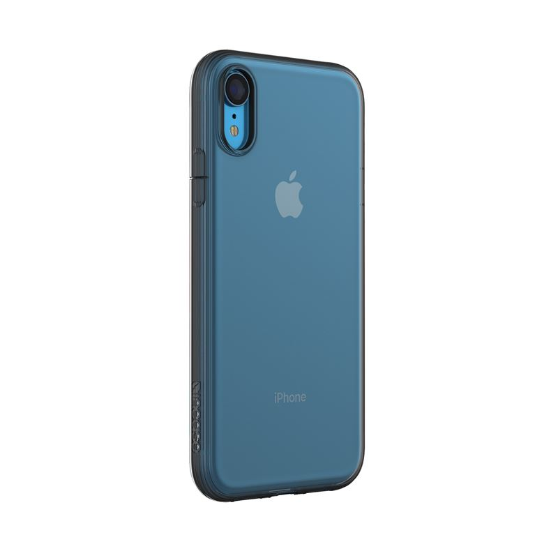 Incase Protective Clear Cover - Etui iPhone XR (Black)