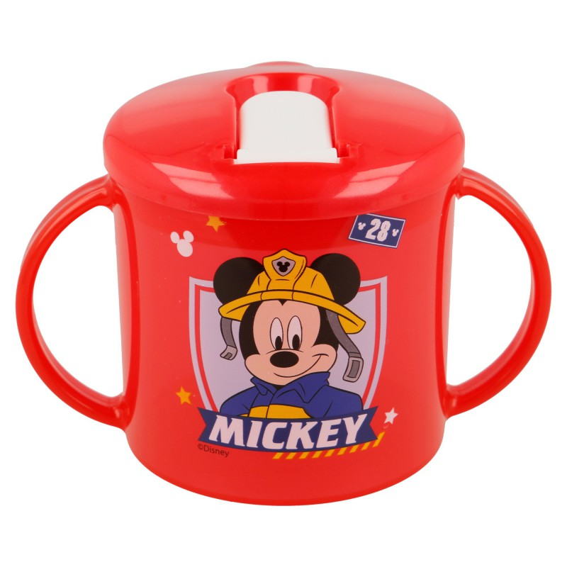 Mickey Mouse - Kubek z ustnikiem 230 ml