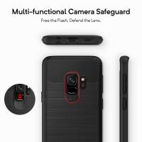 Caseology Vault Case - Etui Samsung Galaxy S9 (Black)