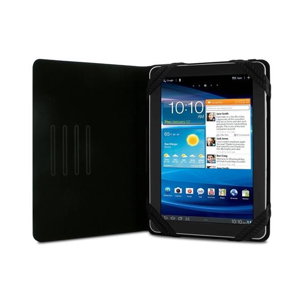 "PURO Universal Booklet Tablet Case - Etui tablet 10.1"" (czerwony)"