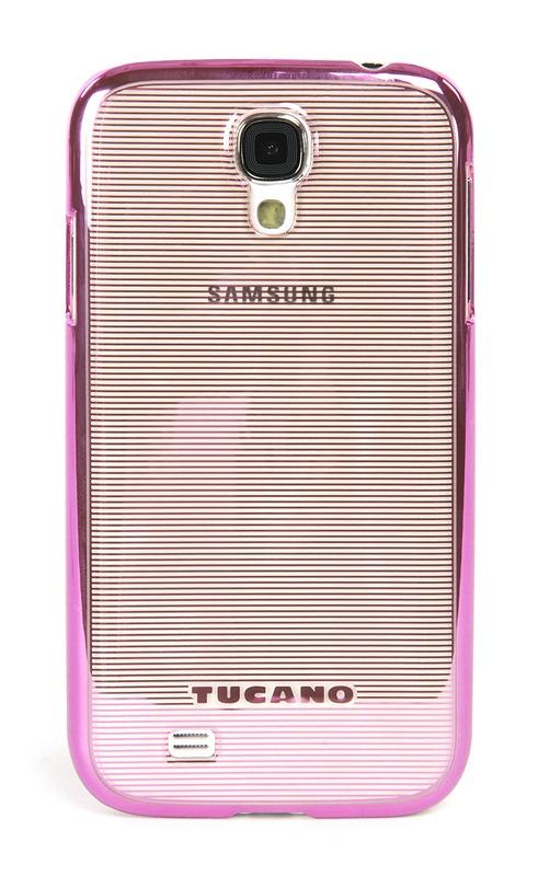 TUCANO Plisse Snap Case - Etui Samsung Galaxy S4 GT-I9505 (fuksja)