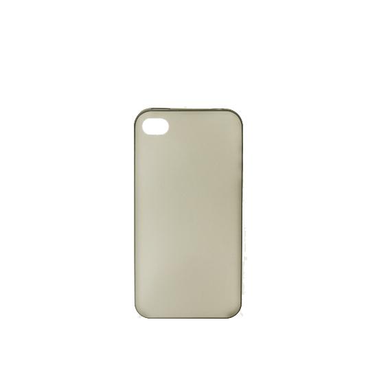 Geffy - Etui iPhone 4s / iPhone 4 ultra-thin mat black
