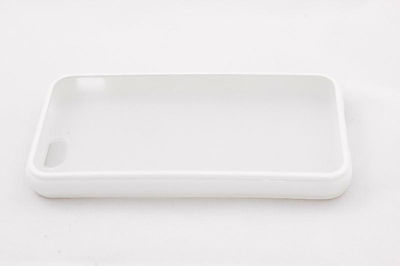 Geffy - Etui iPhone 4s / iPhone 4 TPU dual clear white