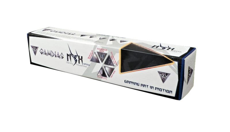 Gamdias Nyx Speed - Podkładka pod mysz rozmiar M