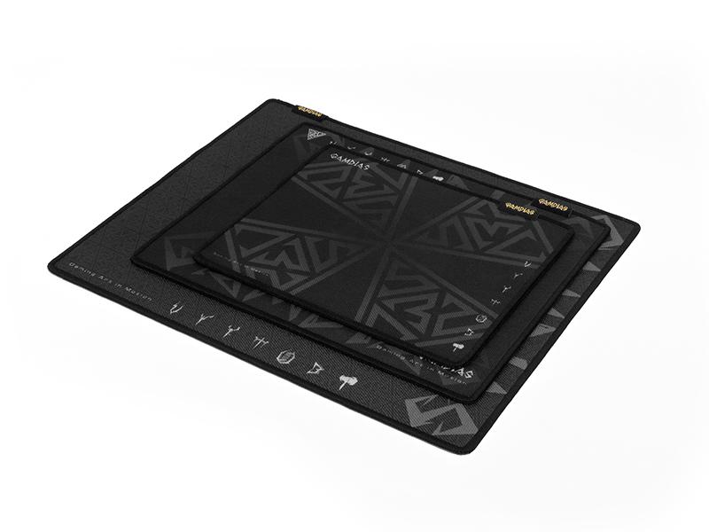 Gamdias Nyx Control - Podkładka pod mysz rozmiar M