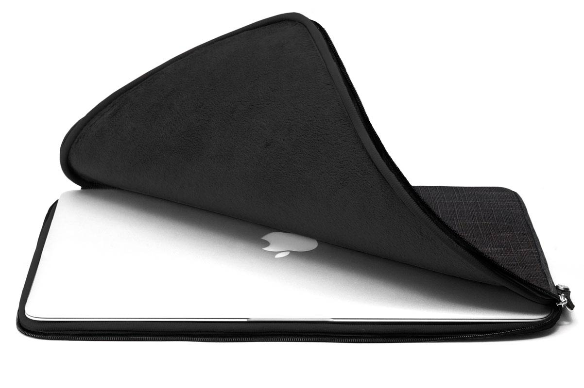 "Booq Mamba sleeve 13 - Pokrowiec MacBook Air 13"" / MacBook Pro 13""/ Ultrabook 13"" (czarny)"