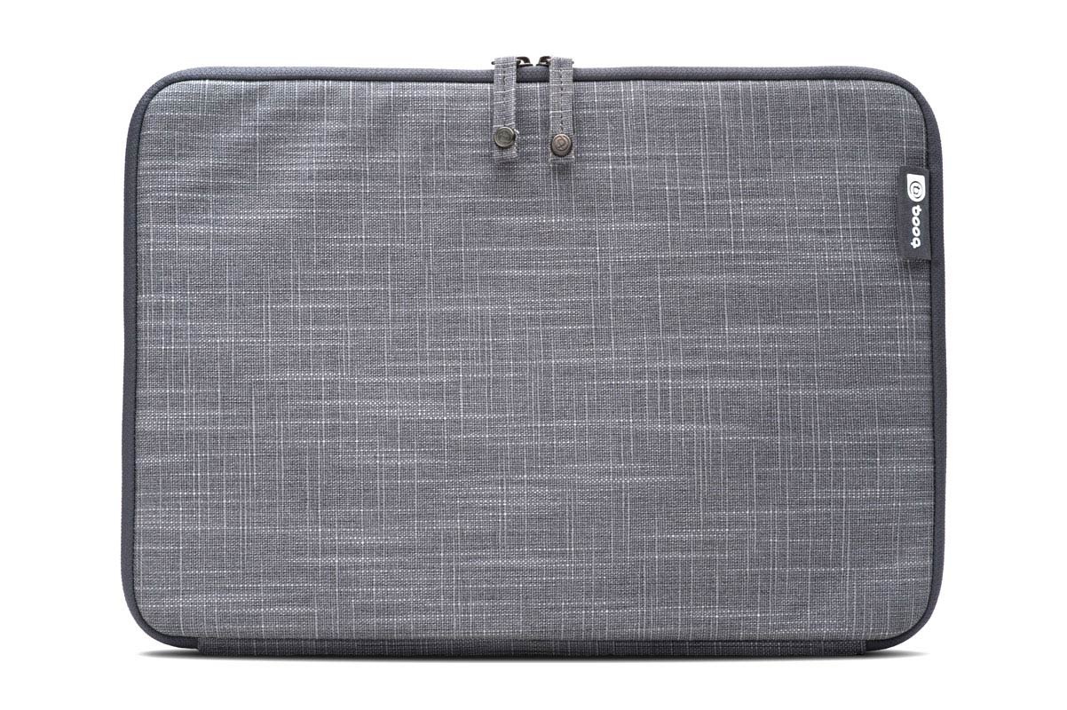 "Booq Mamba sleeve 13 - Pokrowiec MacBook Air 13"" / MacBook Pro 13""/ Ultrabook 13"" (szary)"