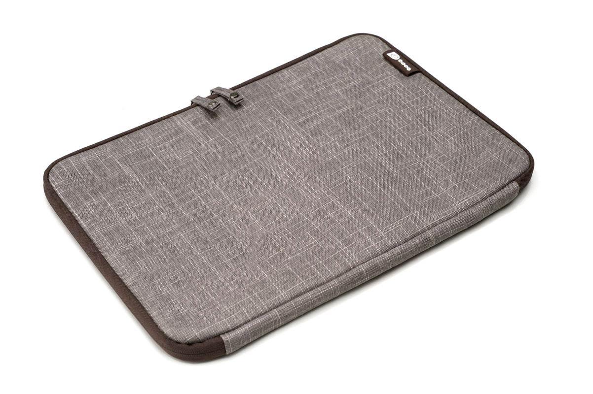"Booq Mamba sleeve 13 - Pokrowiec MacBook Air 13"" / MacBook Pro 13""/ Ultrabook 13"" (piaskowy)"