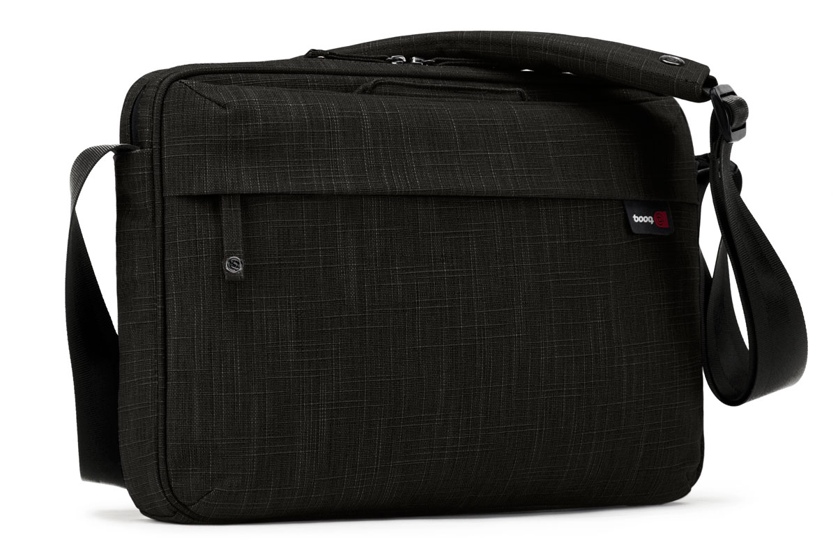 Booq Mamba slim 13 - Torba MacBook Air/Pro/Retina/PC (czarny)