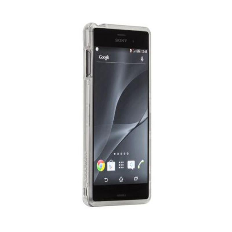 Case-mate Tough Naked - Etui Sony Xperia Z3 (przezroczysty)