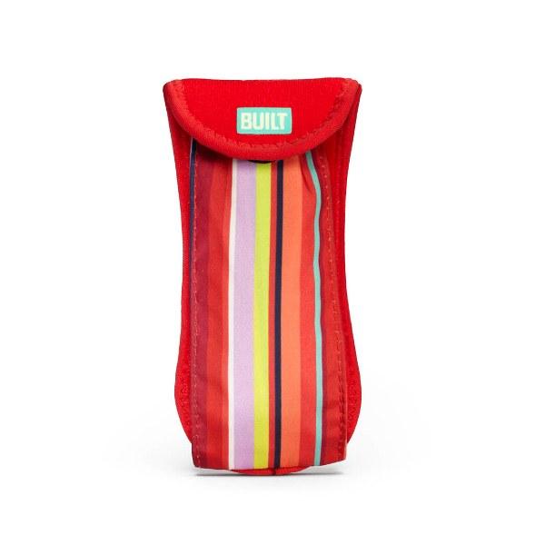 BUILT Reusable Shopper - Torba zakupowa z etui (Stripe No. 10)