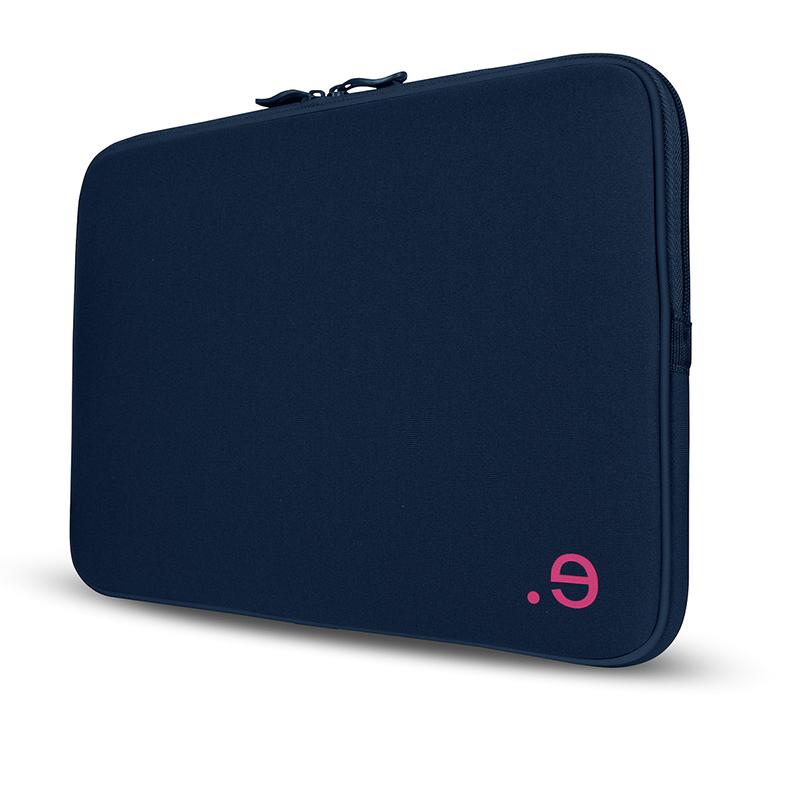 """be.ez LA robe Landscape - Pokrowiec MacBook Air 11"""" (granatowy/różowy) - zastępuje 100964"""
