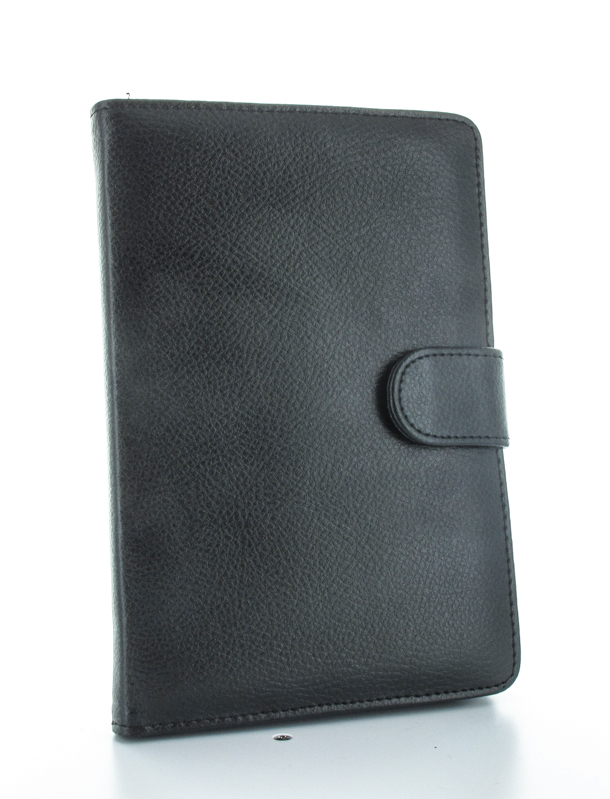 Geffy - Etui uniwersalne Tablet 7 eko-skóra black