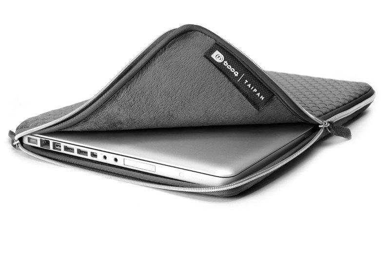 "Booq Taipan Spacesuit 13 - Pokrowiec MacBook Air 13"" / MacBook Pro 13""/ MacBook Pro 13"" Retina / Ultrabook 13"" (szary)"