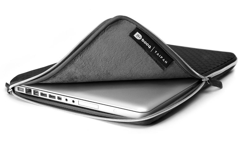 "Booq Taipan Spacesuit 15 - Pokrowiec MacBook Pro 15"" / MacBook Pro 15"" Retina / Ultrabook 15"" (czarny)"