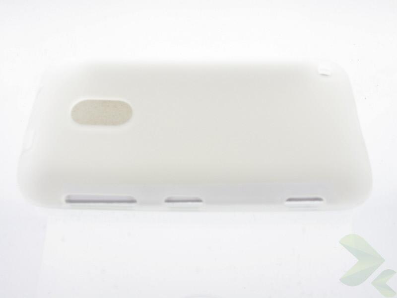 Geffy - Etui Nokia Lumia 620 TPU mat clear