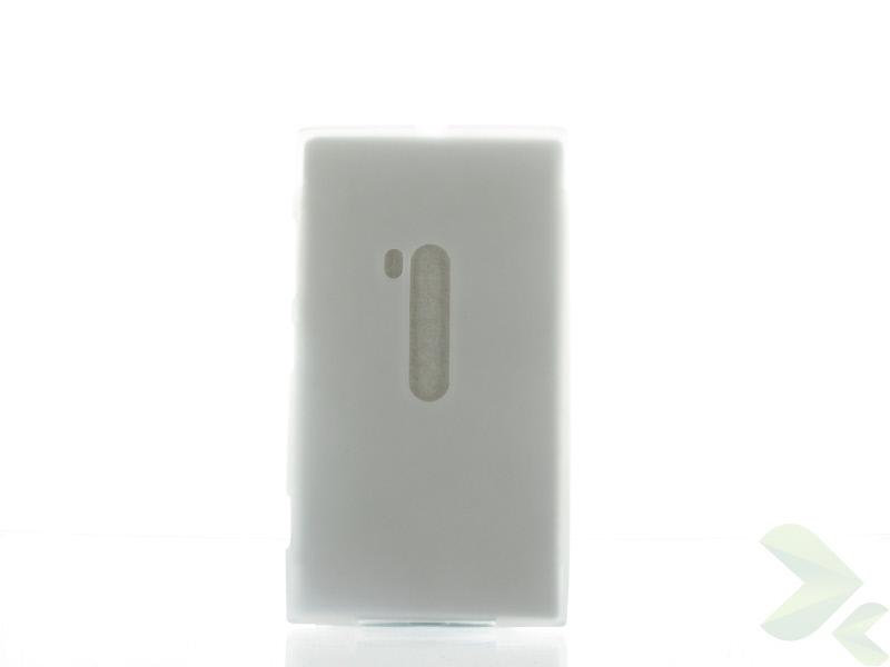 Geffy - Etui Nokia Lumia 920 TPU mat clear