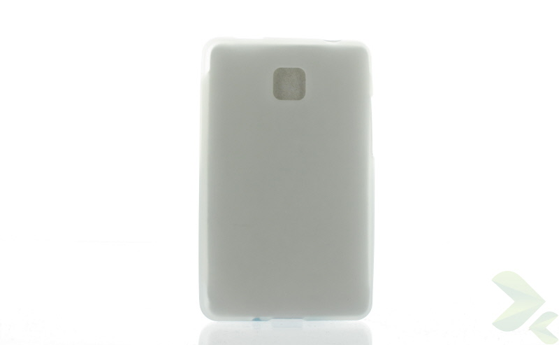 Geffy - Etui LG Swift / Optimus L3 II E435 TPU mat clear
