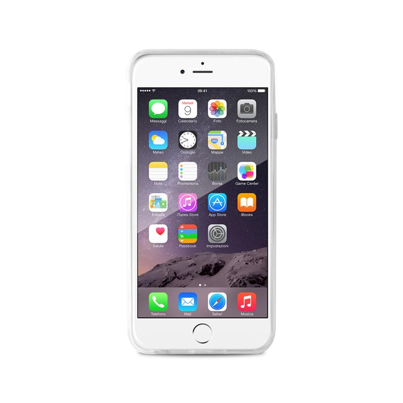 PURO Crystal Cover - Etui iPhone 6s / iPhone 6 (przezroczysty)