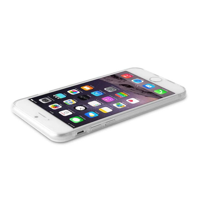 PURO Plasma Cover - Etui iPhone 6s / iPhone 6 (przezroczysty)