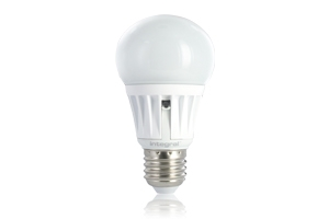 Integral żarówka LED E27 Auto Sensor Classic Globe (GLS) 6.5W (40W) 2700K 450lm barwa biała ciepła