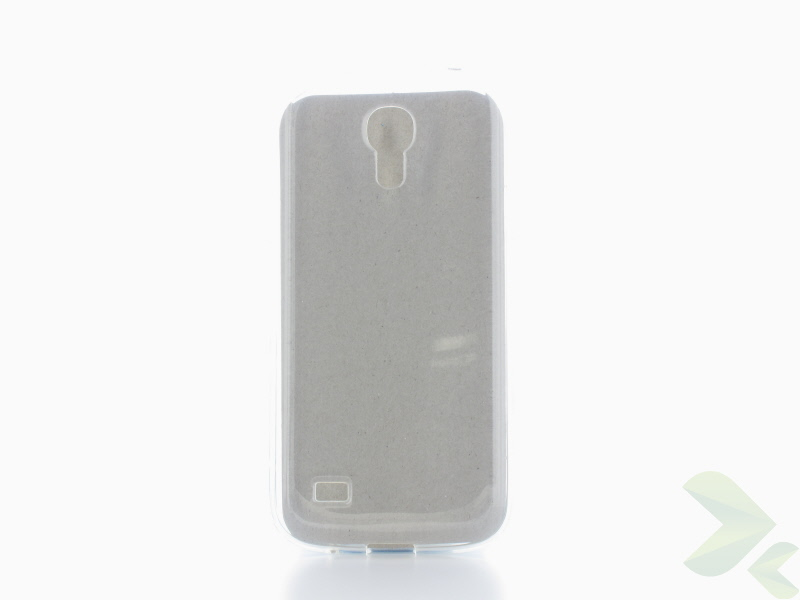 Geffy - Etui Samsung Galaxy S4 Mini TPU pure clear