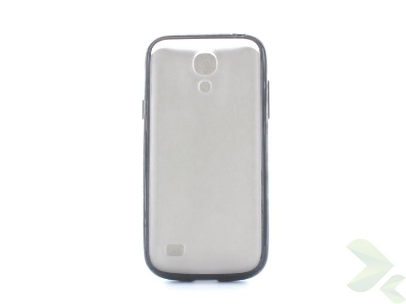 Geffy - Etui Samsung Galaxy S4 Mini TPU dual clear black