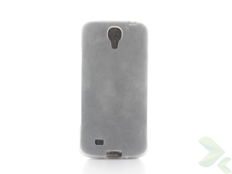 Geffy - Etui Samsung Galaxy S4 TPU mat clear