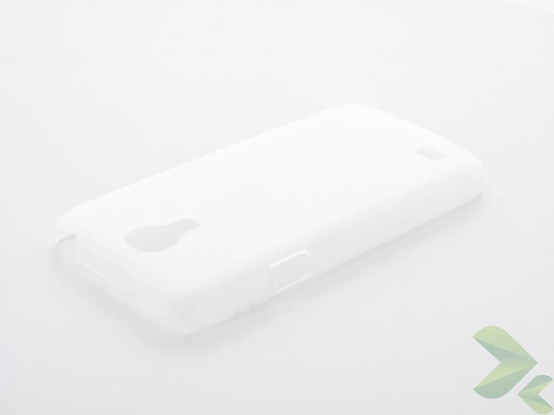 Geffy - Etui Samsung Galaxy S4 Mini thin mat clear