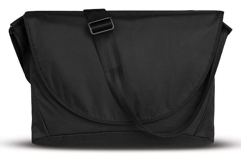 "be.ez LA garde robe Black Addict - Torba MacBook Air 13"" / MacBook Pro 13"" / MacBook Pro 13"" Retina / Notebook 13"" (czarny/różowy)"