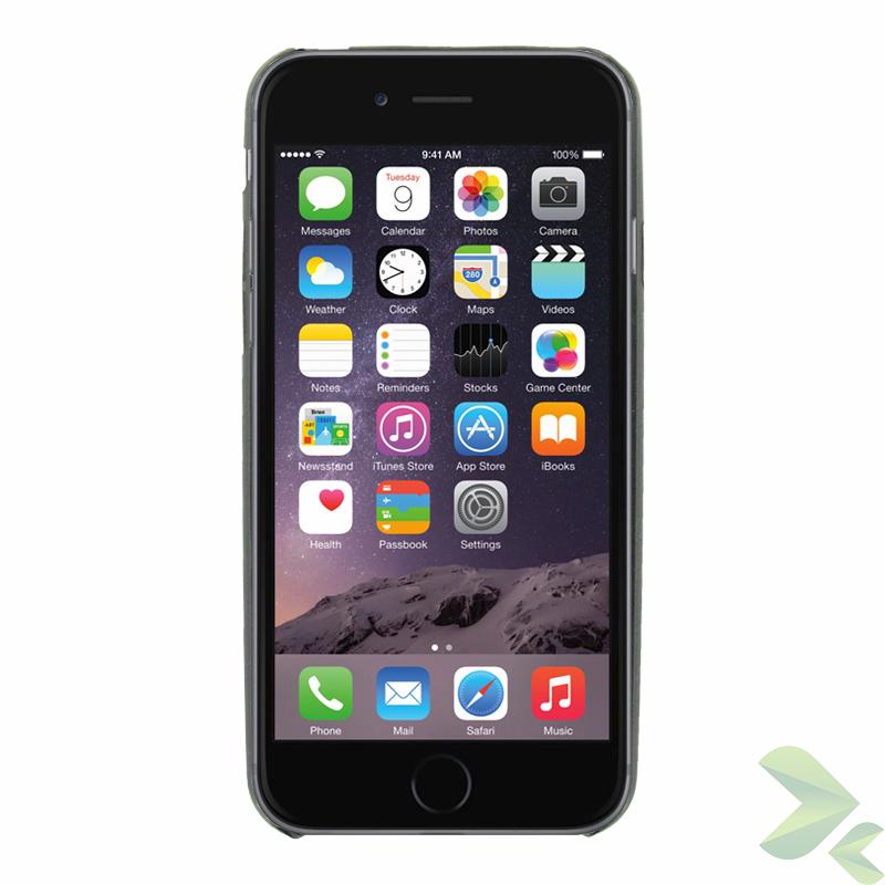 Geffy - Etui iPhone 6 Tess case Black