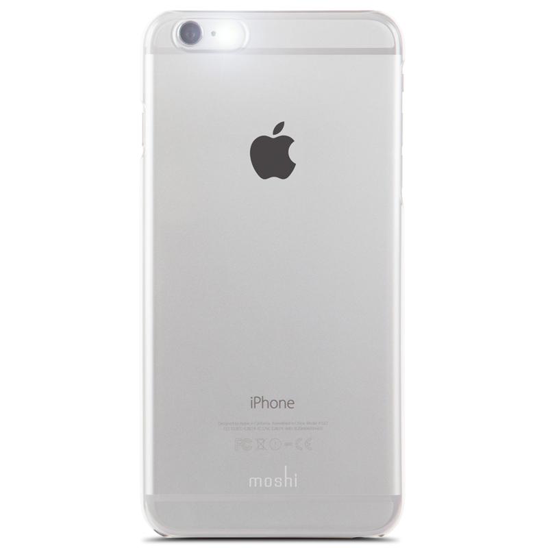 Moshi iGlaze XT - Etui iPhone 6s Plus / iPhone 6 Plus (przezroczysty)