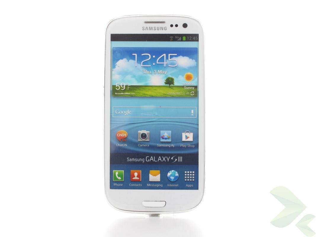 Geffy - Etui Samsung Galaxy S III TPU pure clear