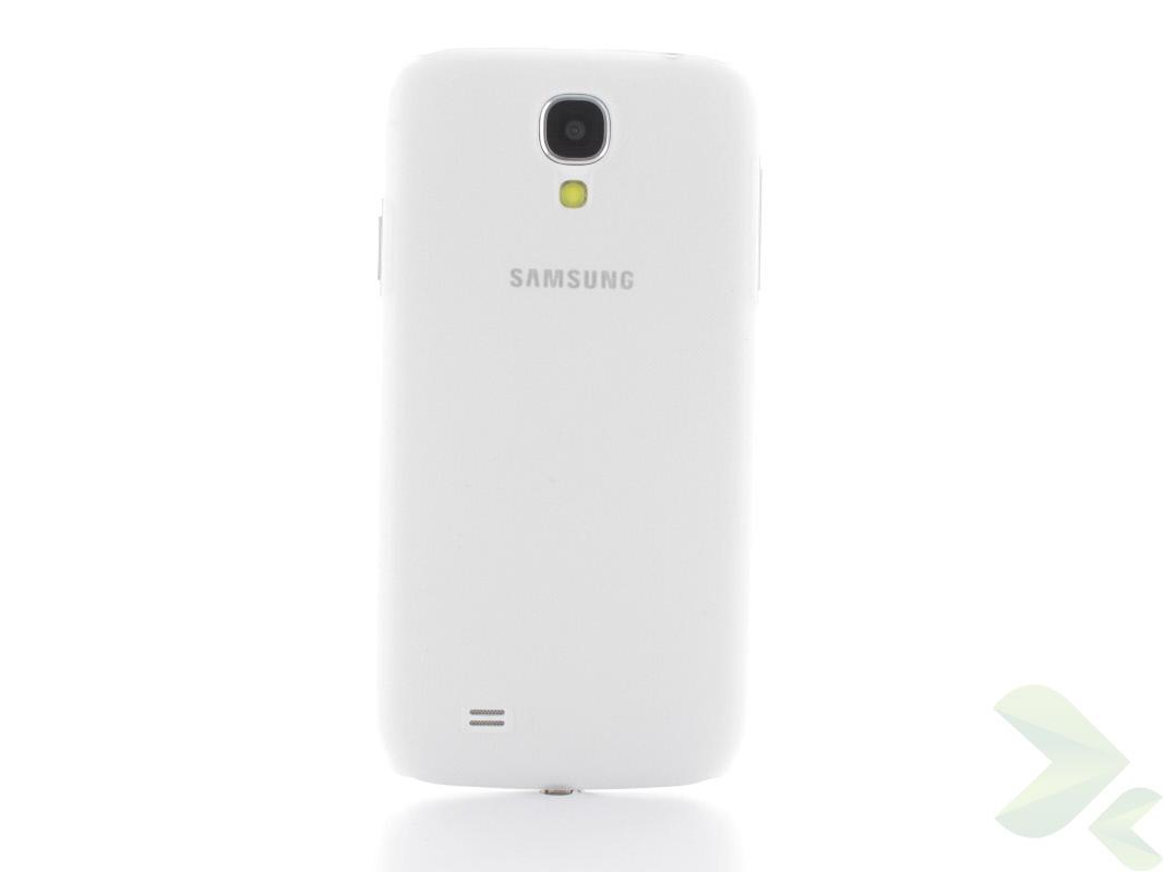 Geffy - Etui Samsung Galaxy S4 thin mat clear