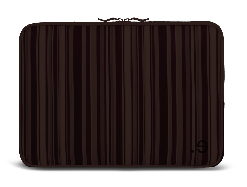 "be.ez LA robe Allure - Pokrowiec MacBook Pro 15"" / MacBook Pro 15"" Retina / Ultrabook 15"" (brązowy)"