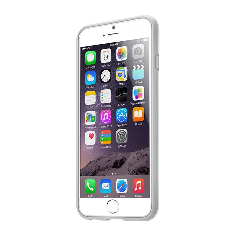 Laut HUEX - Etui iPhone 6s Plus / iPhone 6 Plus z 2 foliami na ekran w zestawie (biały)