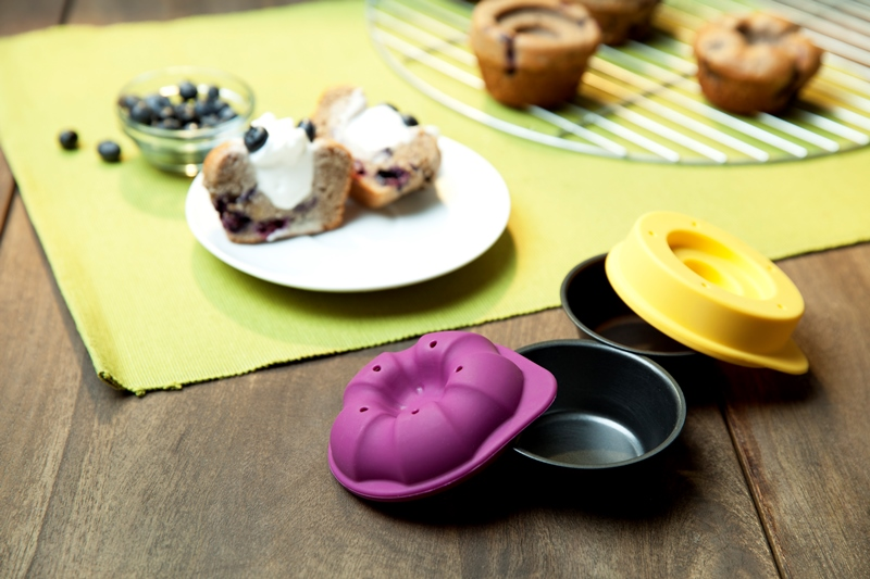 Quirky Bake Shapes - Zestaw do pieczenia różne kształty