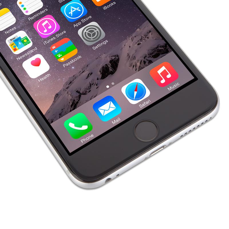 Moshi iVisor AG - Matowa folia ochronna iPhone 6s / iPhone 6 (czarny)