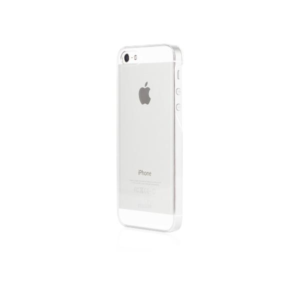 Moshi iGlaze XT - Etui iPhone SE / iPhone 5s / iPhone 5 (przezroczysty)