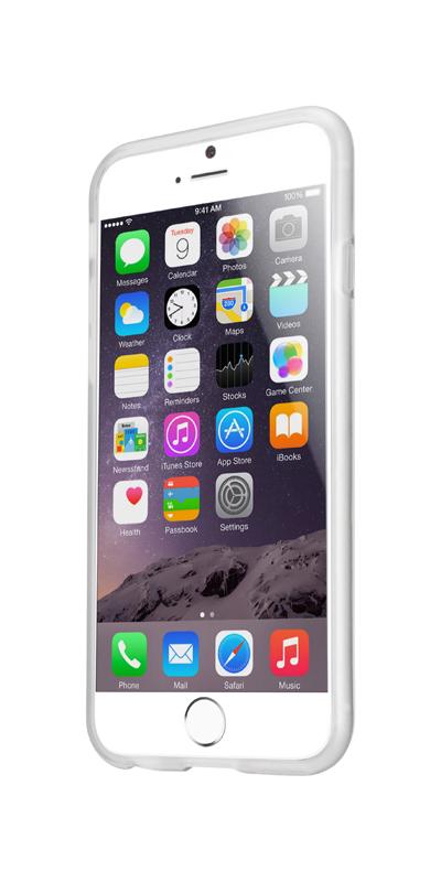 Laut HUEX - Etui iPhone 6s / iPhone 6 z 2 foliami na ekran w zestawie (przezroczysty)