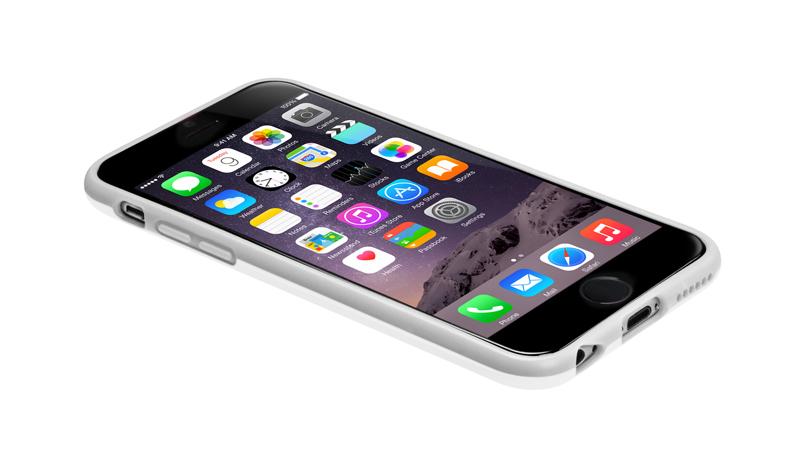 Laut HUEX - Etui iPhone 6s / iPhone 6 z 2 foliami na ekran w zestawie (biały)