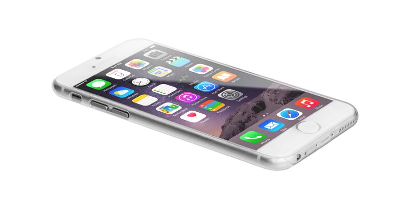 Laut SLIM - Etui iPhone 6s / iPhone 6 z 2 foliami na ekran w zestawie (przezroczysty)