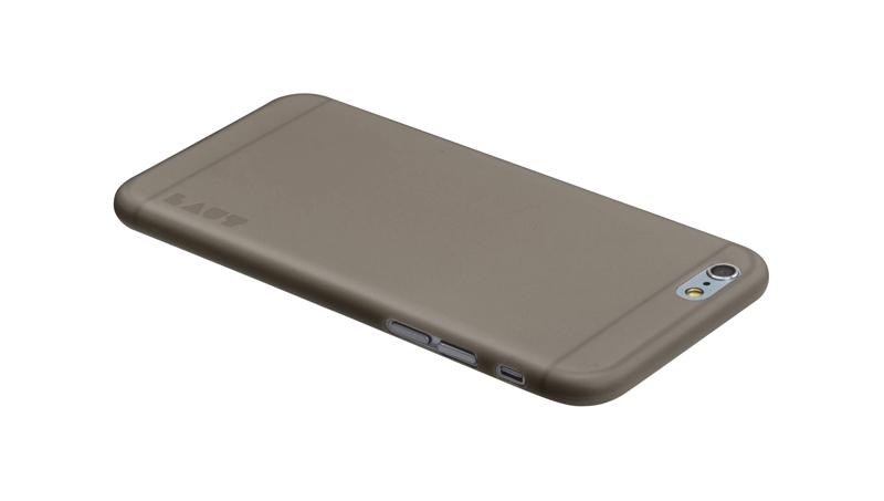 Laut SLIMSKIN - Etui iPhone 6s / iPhone 6 z 2 foliami na ekran w zestawie (przydymiony)