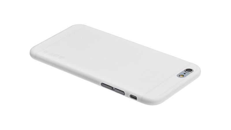 Laut SLIMSKIN - Etui iPhone 6s / iPhone 6 z 2 foliami na ekran w zestawie (przezroczysty)