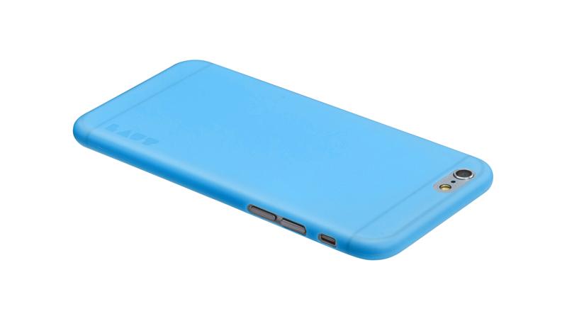 Laut SLIMSKIN - Etui iPhone 6s Plus / iPhone 6 Plus z 2 foliami na ekran w zestawie (niebieski)