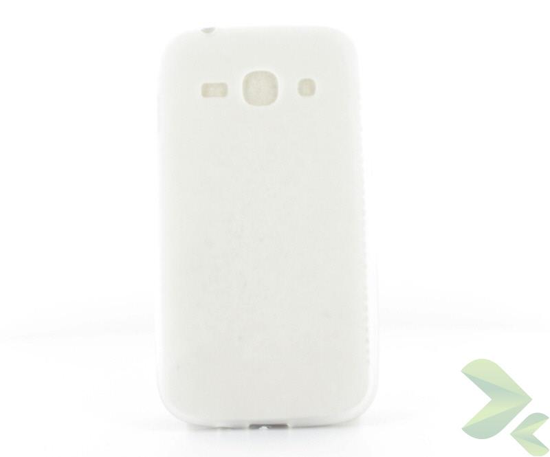 Geffy - Etui Samsung Galaxy Ace 3 TPU mat clear