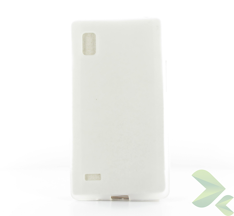 Geffy - Etui LG Swift / Optimus L9 P760 TPU mat clear