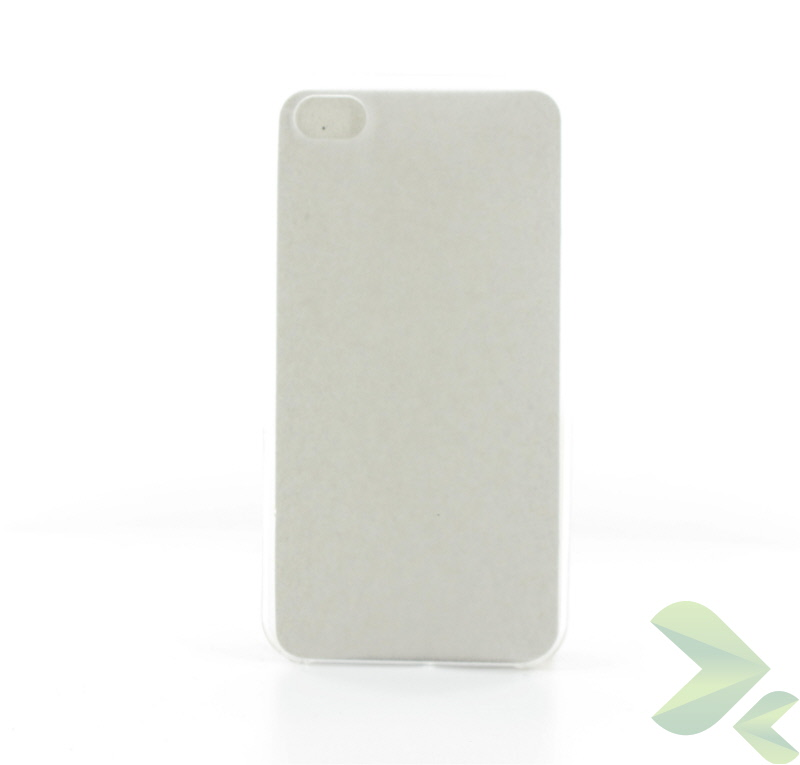 Geffy - Etui iPhone 4s / iPhone 4 thin mat clear