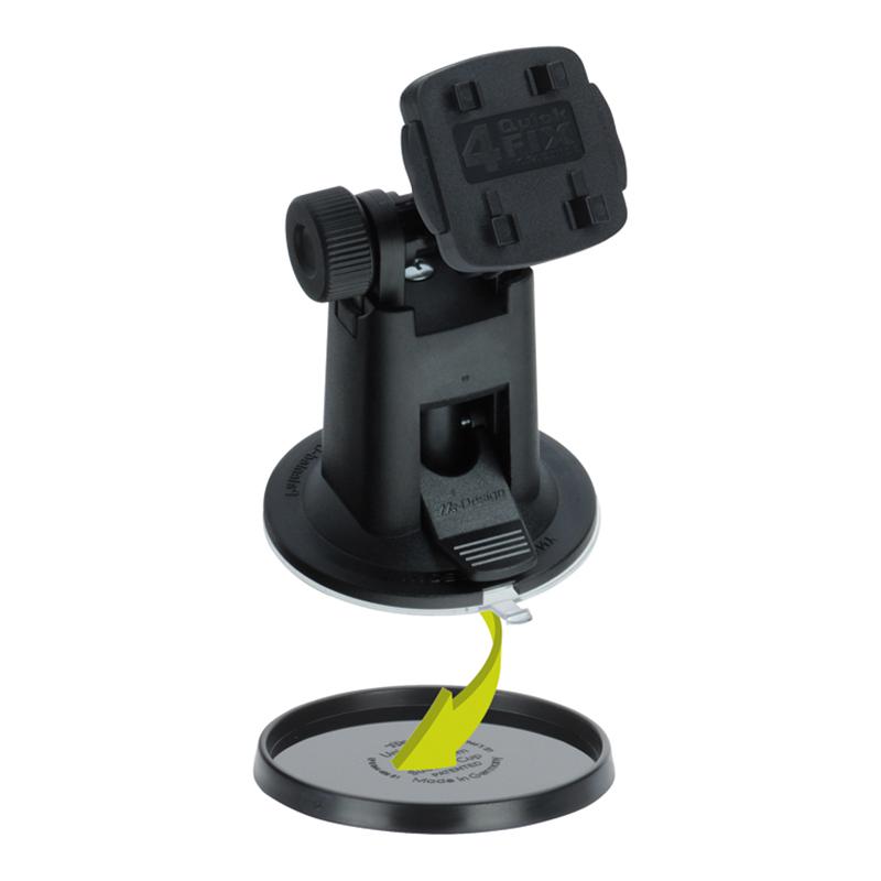 iGrip Universal Windshield Tablet Kit - Uniwersalny uchwyt samochodowy do tabletów o szer. 120 - 220 mm