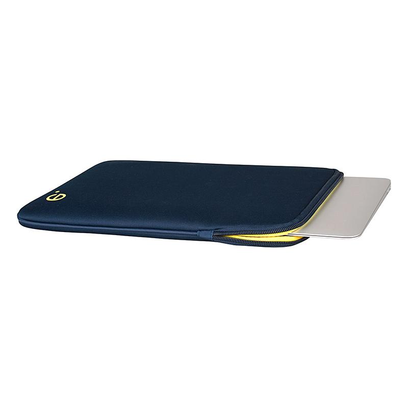 """be.ez LA robe Chic Marine - Pokrowiec MacBook Air 11"""" (granatowy/żółty)"""